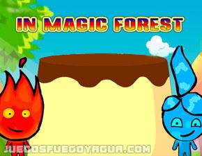 Juegos De Fuego Y Agua Templo De Selva