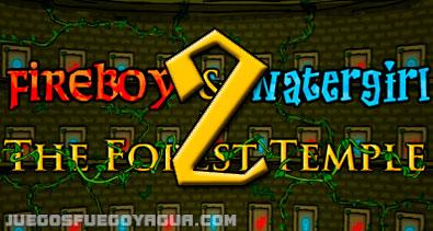 Juegos De Fuego Y Agua 5 En El Templo Del Bosque 2