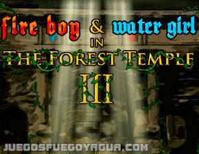Nina Fuego Y Nina Agua 6 En El Templo Del Bosque 3